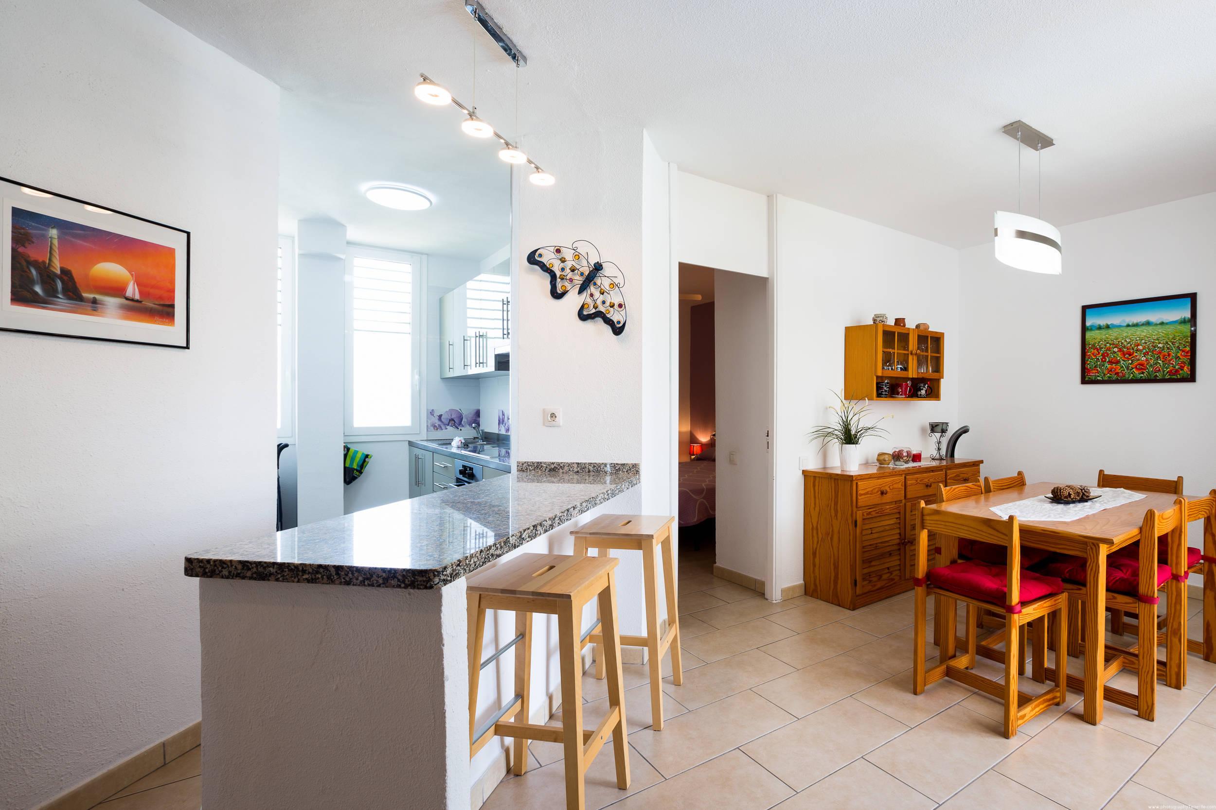 apartamento 2 dormitorios Optimist TLV1 Tenerife Vacances 2019 2 1
