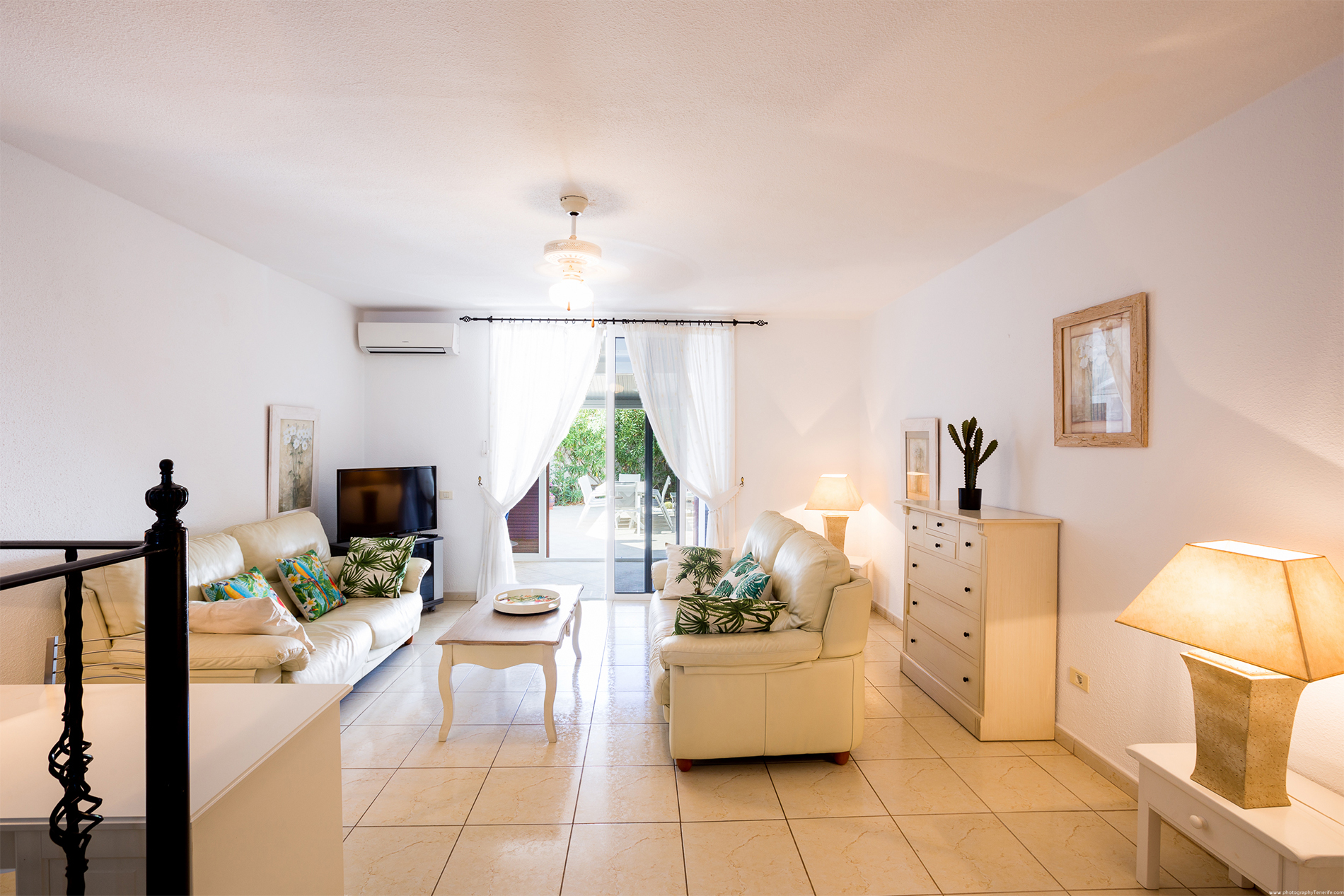 apartamento en parque santiago